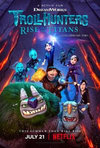 Chasseurs de Trolls : Le réveil des Titans streaming