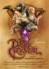 Dark crystal