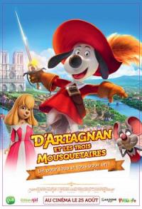D'Artagnan et les trois Mousquetaires 2021