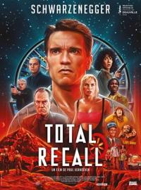 TOTAL RECALL / Arnold Schwarzenegger,