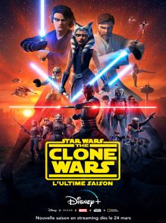voir Star Wars: The Clone Wars (2008) Saison 2 en streaming