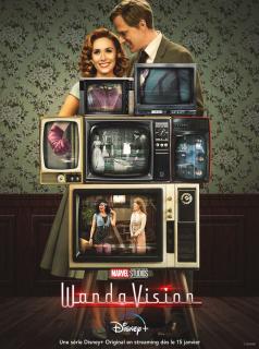 série WandaVision streaming
