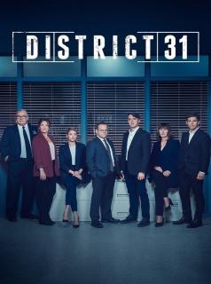 voir serie District 31 en streaming