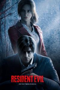 voir serie Resident Evil : Infinite Darkness en streaming