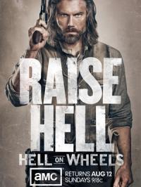 Hell On Wheels : l'Enfer de l'Ouest